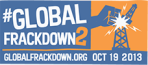 global frackdown logo 19 octobre schiste