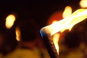 marche aux flambeaux corcelles 14 décembre 2012