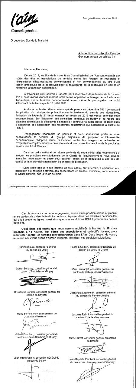 Soutien élus majorité CG 01 16 MARS NANTUA