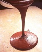 fracturation au chocolat