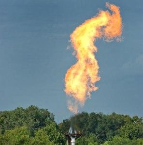 torchage gaz