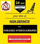 24 MAI BELLEGARDE NON AUX FORAGES NDGS
