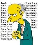 frack frack frack