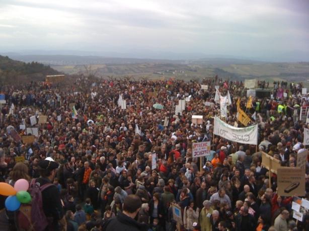 global frackdown since feb 2011