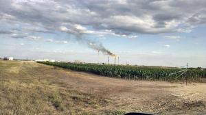 eaglefordtx torchage pétrole gaz de schiste