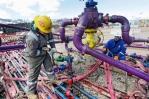 FRACKING operation fracturation hydraulique stop gaz de schiste