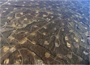 schiste usa fracking impact
