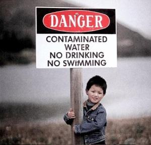 DANGER Pollution gaz de schiste