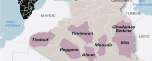 algérie hydrocarbures stop gaz de schiste