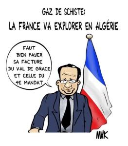 france algerie gaz de schiste