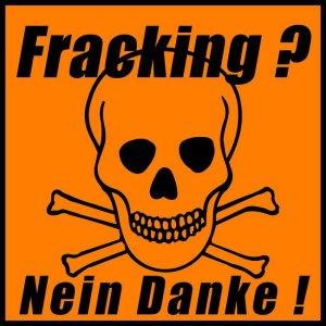 fracking nein danke stop gaz de schiste Allemagne