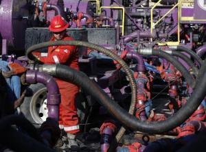 fracking - -
