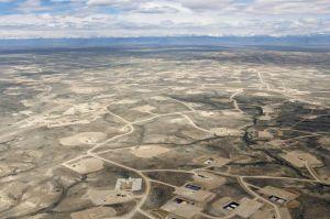 Impact de l exploitation des petroles et gaz de schiste sur le paysage