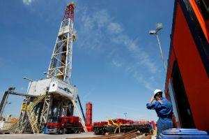 forage gaz de schiste shale gas drilling