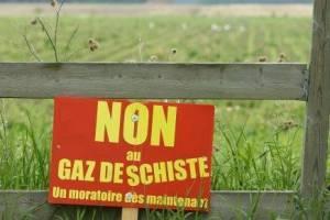 non au gaz de schiste moratoire