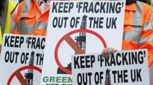 keep the fracking out of the UK stop gaz de schiste