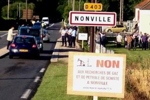 stop petrole gaz de schiste NONVILLE 2