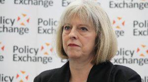 Theresa May stop gaz de schiste